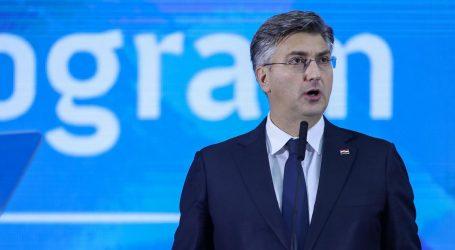 """PLENKOVIĆ: """"Grabar-Kitarović postala je hrvatski brend na globalnoj razini!"""""""