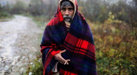 U šumi kod Zlobina zatečen 71 ilegalni migrant
