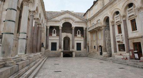 Potopljeni Podrumi Dioklecijanove palače