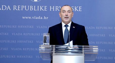 """MEDVED: """"Hrvatski branitelji najsnažniji su temelj ove samostalne Hrvatske, nikako teret"""""""
