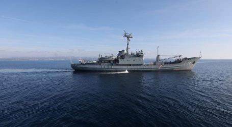 REPORTERI NACIONALA U PATROLI: ZERP će braniti ratni brodovi
