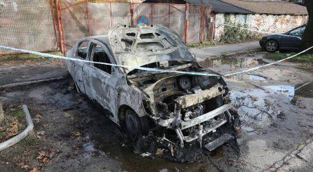 Policija objavila detalje požara na automobilima u Zagrebu