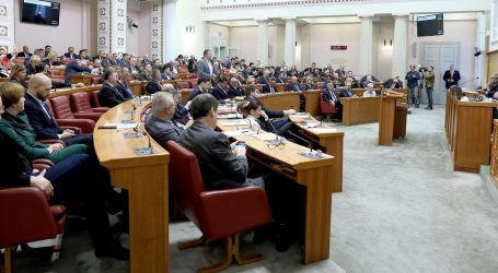 Izglasan proračun za 2020. godinu, 80 zastupnika glasalo 'za'