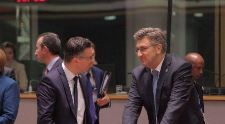 Plenković i dalje vjeruje da granični spor neće blokirati ulazak RH u Schengen