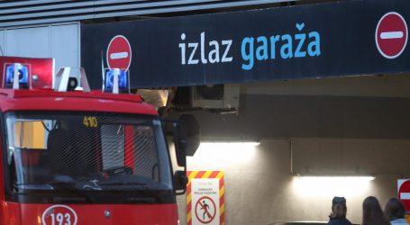 U Zagrebu u nedjelju gorjela tri automobila