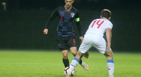 U21: Hrvatska u Velikoj Gorici poražena od Češke