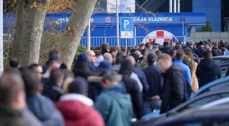 Dinamo u prodaju pustio još tisuću ulaznica za gostovanje na San Siru