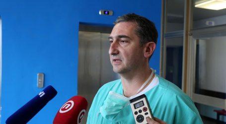 Ranjeni migrant operiran četvrti put, još je u životnoj opasnosti