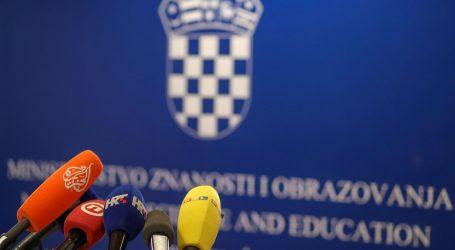 Ministarstvo obrazovanja izvijestilo da je štrajkalo 63,34 posto radnika u osnovnim i srednjim školama