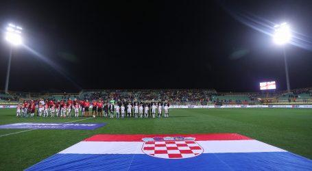 Hrvatska u prijateljskom ogledu bolja od Gruzije