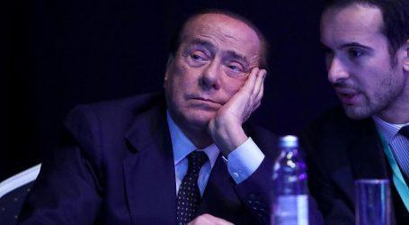 Berlusconi hospitaliziran nakon pada na kongresu EPP-a u Zagrebu