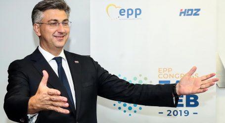 Drugi dan Kongresa EPP-a: Plenković se sastaje s četiri premijera