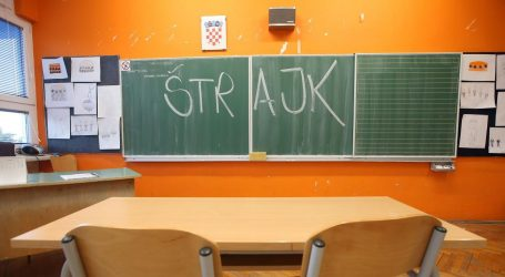 Danas nema nastave u tri županije, štrajk ušao u 23. dan