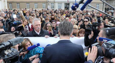 Kako je Plenkovićev ego natjerao na ulicu 50 tisuća prosvjednika