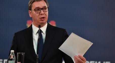 Vučić s ruskim veleposlanikom razgovarao o obavještajnoj aferi