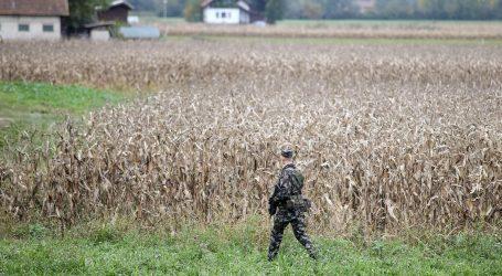 Slovenska policija u prvih deset mjeseci zabilježila 14.066 ilegalnih prijelaza granice