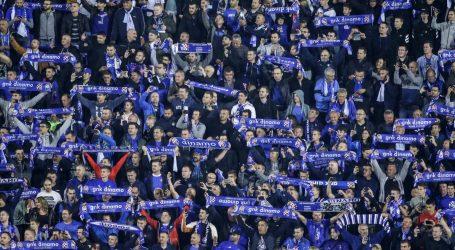 Dinamo za dvoboj sa Šahtarom otvorio jug za domaće navijače