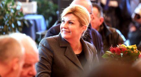 """Predsjednica poručila da je arbitraža sa Slovenijom """"odavno mrtva"""""""