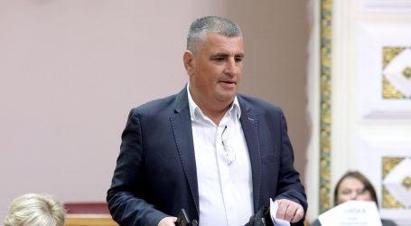 Mostovci ponovno kritizirali iznajmljivanje sabornice EPP-u