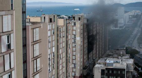 """HRVATSKA VATROGASNA ZAJEDNICA: """"Požar u splitskom stanu primjer je neodgovornog ponašanja"""""""