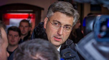 Plenković uputio sućut albanskom premijeru Rami