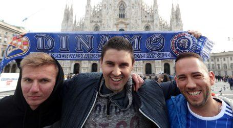 Uz Dinamo gomila navijača na San Siru (21h)