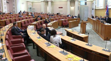 Sabor raspravlja o paketu devet poreznih zakona