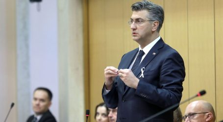 BURNO U SABORU: Grbin Plenkovića pitao zna li razliku između koeficijenta, dodatka i osnovice