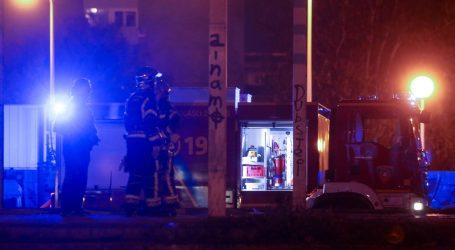 U požaru krovišta na obiteljskoj kući ozlijeđena jedna osoba