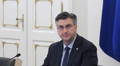 Plenković pozvao sindikate u Banske dvore u 16 sati