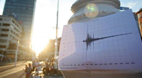 Potres jačine 4,4 kod otoka Mljeta