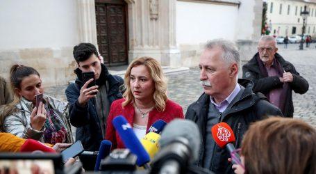 """Završio sastanak, štrajk se nastavlja: """"Vlada je na potezu"""""""