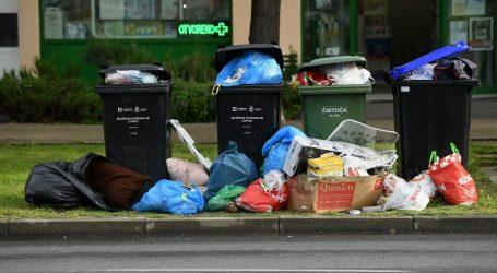 ZAGREB Povećavaju se cijene odvoza komunalnog otpada