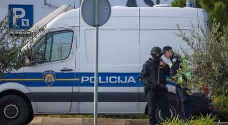 Velika policijska akcija u Hrvatskoj, tridesetak uhićenih