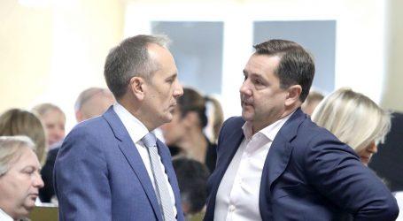 RAT ZA ZAGREBAČKI HDZ Prgomet i Mikulić komuniciraju – pismima