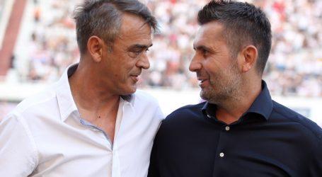 HT PRVA LIGA Dinamo – Hajduk, početne postave