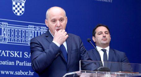 Bačić od zastupnika HDZ-a očekuje povlačenje amandmana o Danu antifašističke borbe