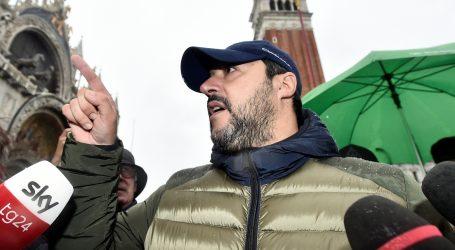 """U Italiji se širi prosvjedni pokret """"sardina"""" protiv Salvinija"""
