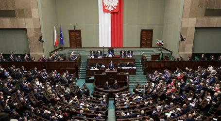 Sejm potvrdio novu poljsku vladu