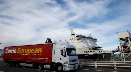 U hladnjači na trajektu prema Velikoj Britaniji pronađeno 25 migranata