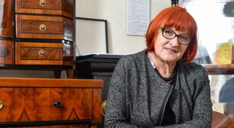 RADA BORIĆ: 'Premijer i ministar Bošnjaković priznali su da pravosuđe ne štima'