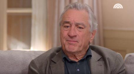 Robert De Niro će primiti nagradu za životno djelo