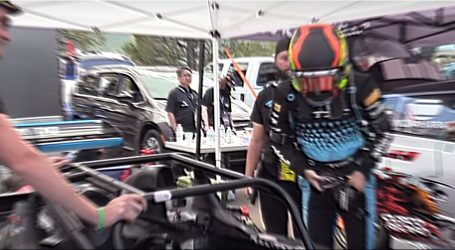 VIDEO: Prvi Britanac pobijedio na utrci Pike's Peak International Hill Climb