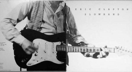 25. studenoga 1977. Eric Clapton je objavio album Slowhand