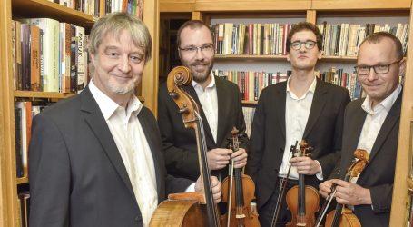 Zagrebački kvartet: 'Trajemo cijelo stoljeće jer uspješno rotiramo mlade kadrove'