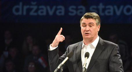 """MILANOVIĆ: """"Predsjednički izbori 22. prosinca – lopovluk i sramota"""""""