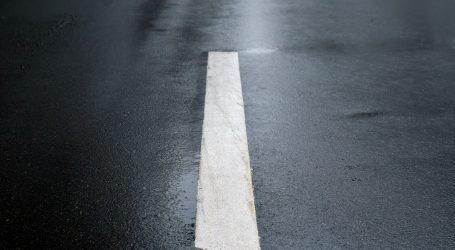 Kolnici mokri i skliski, pojačan promet na gradskim cestama