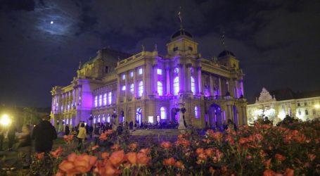 Noć kazališta 16. studenoga u više od 50 mjesta i gradova diljem Hrvatske