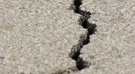 Potres jačine 3,2 po Richteru pogodio središnju Hrvatsku