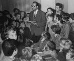 23. studenoga 1966. umro je Grigor Vitez